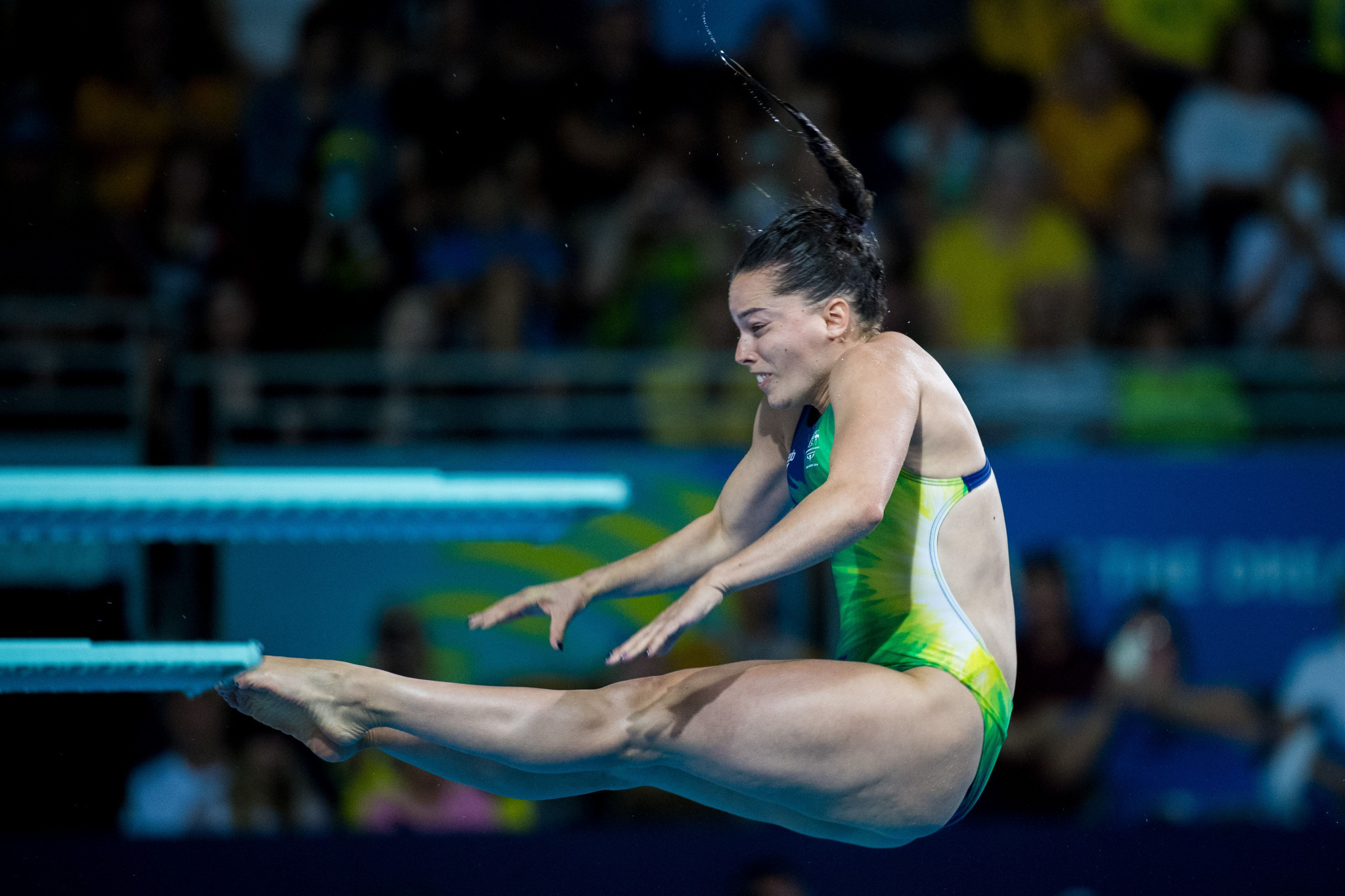 Five finals bring Diving Grand Prix in Gold Coast to an end