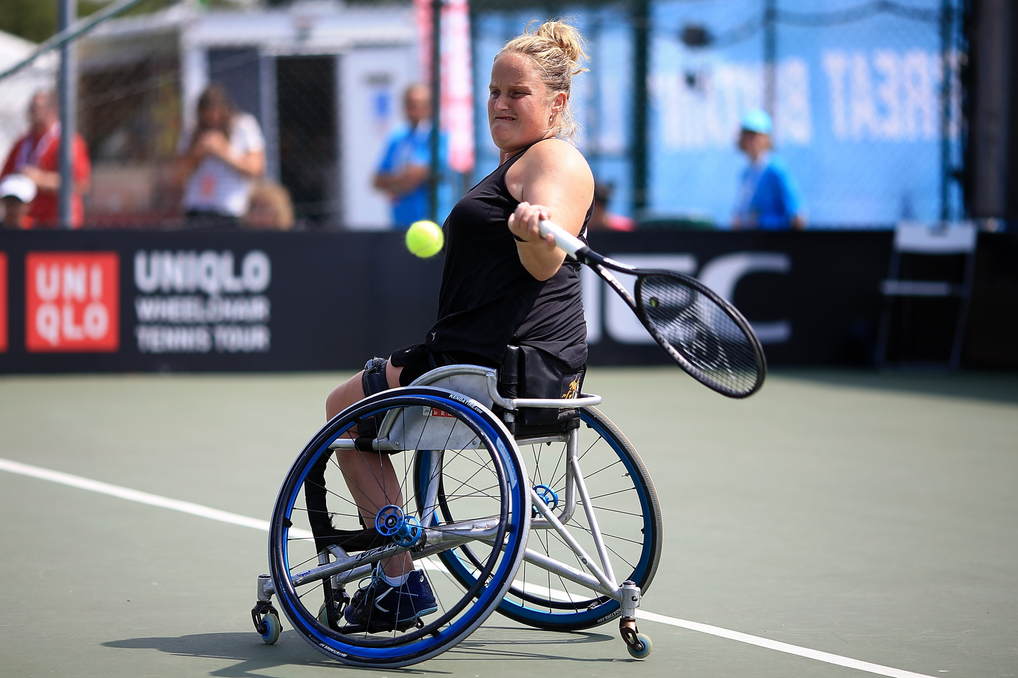 Buis and Van Koot win Wheelchair Doubles Masters title on home soil