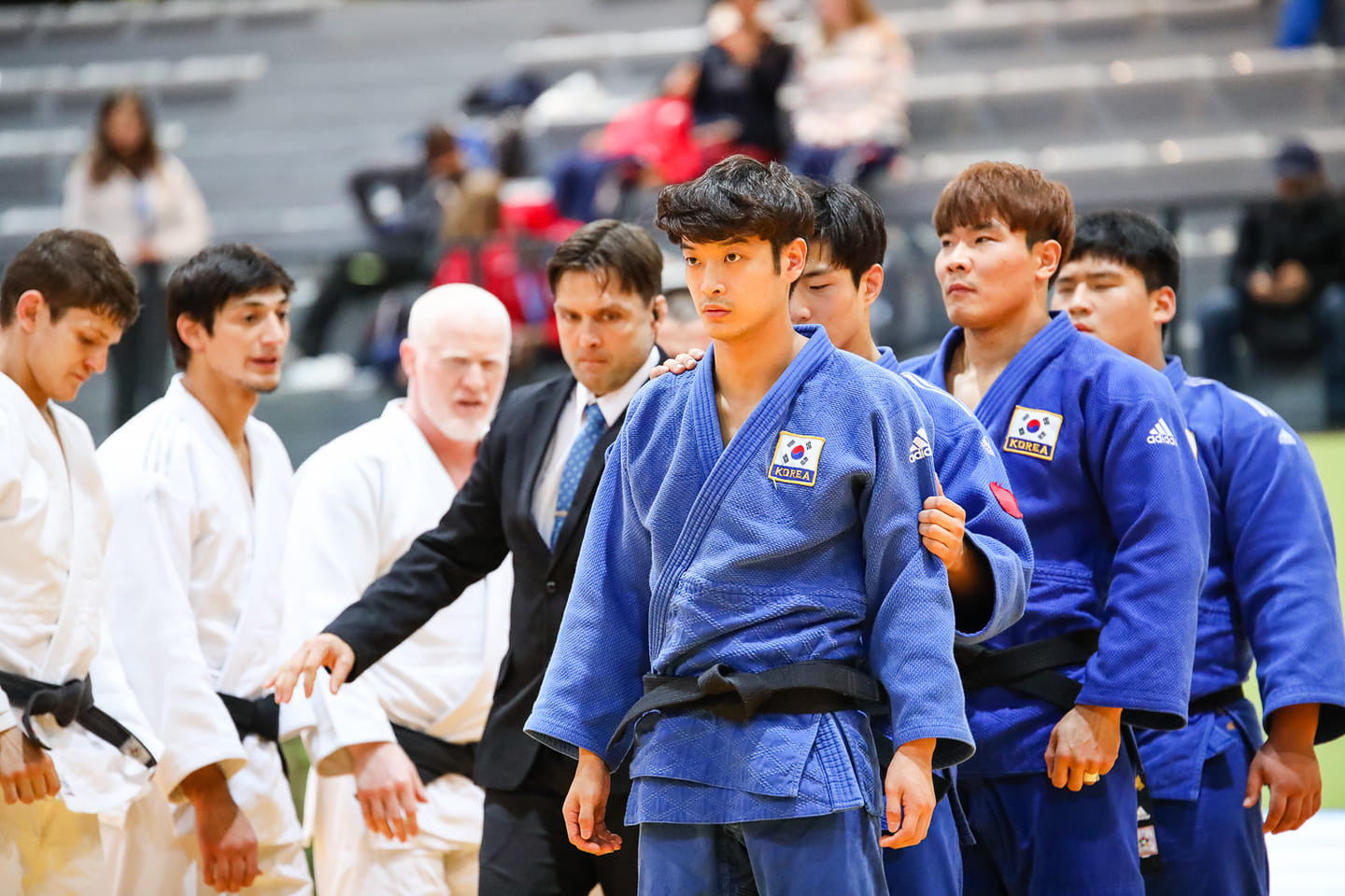 South Korea won both golds on offer today to bring the IBSA World Judo Championships to an end ©IBSA