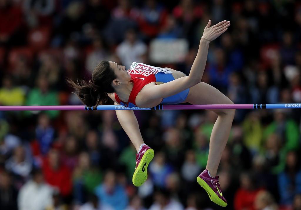 Russian world champion Mariya Kuchina won women's CISM World Military Games gold