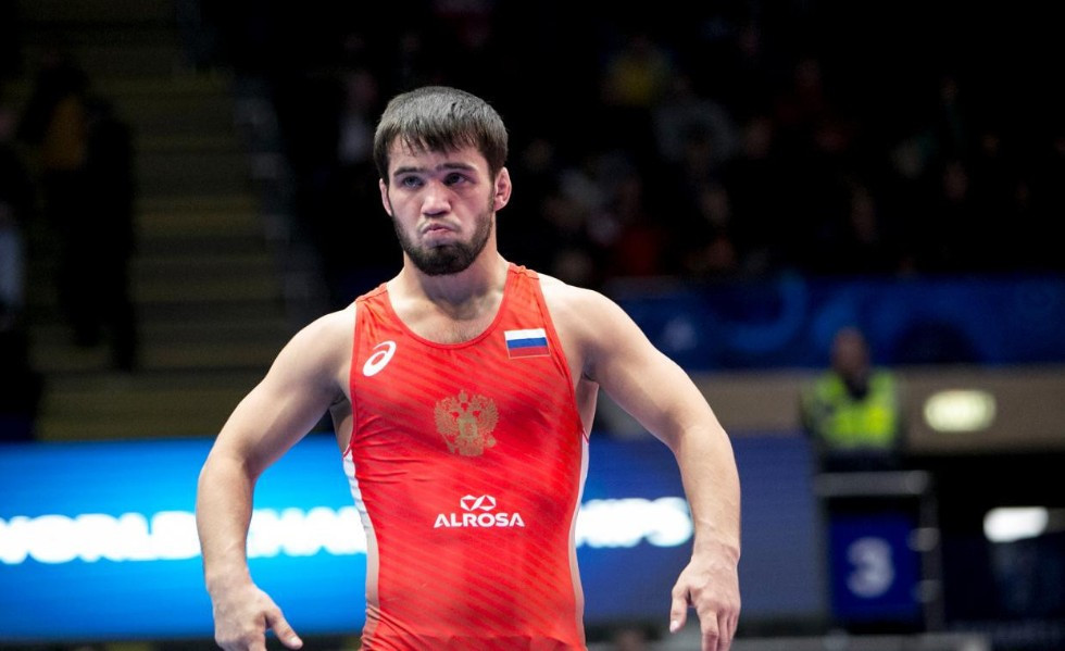 Russia won two golds tonight to claim the team freestyle title at the Under-23 World Wrestling Championships ©UWW
