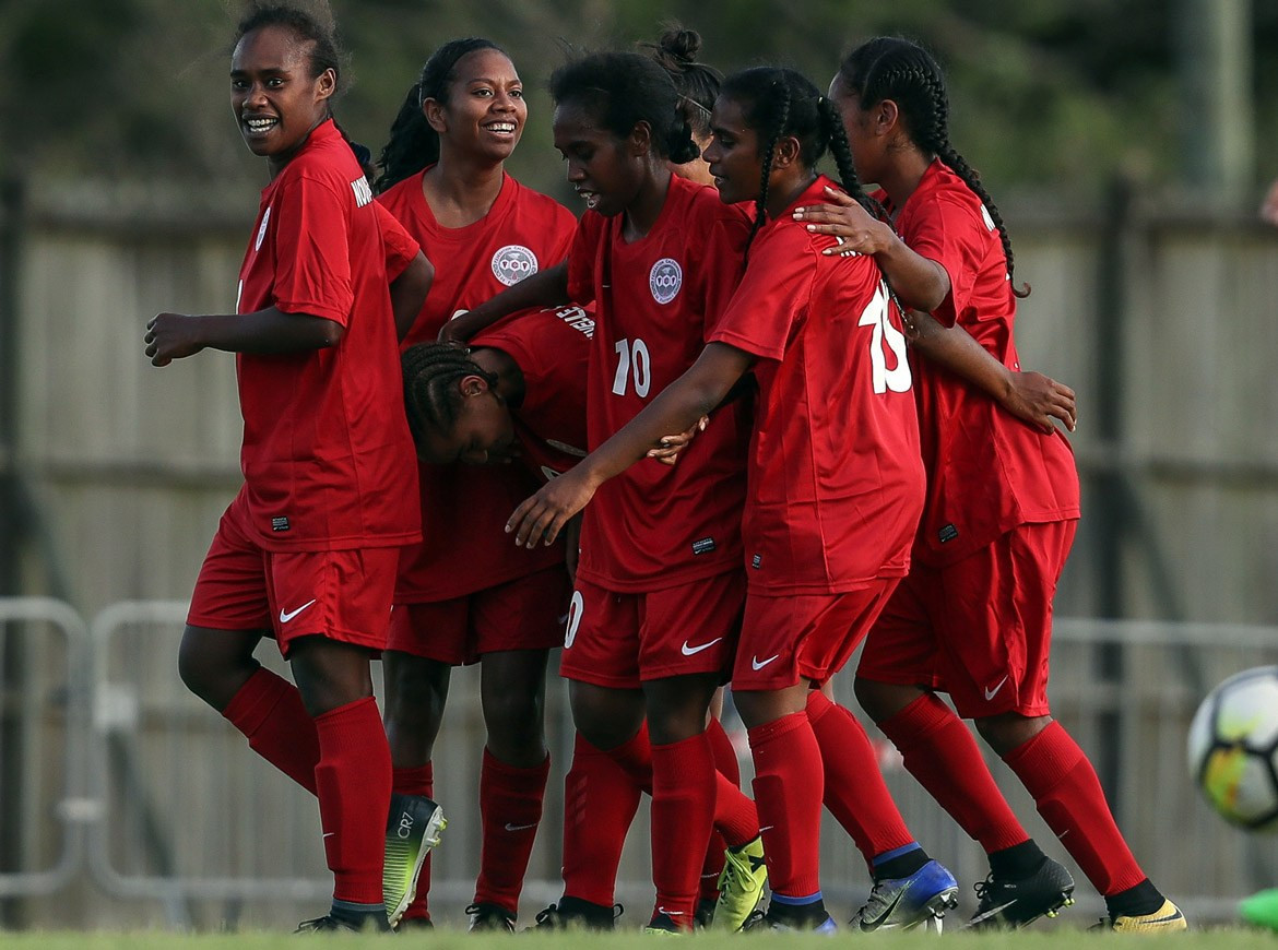 OFC Women's Nations Cup gets underway as Women's Africa Cup of Nations continues