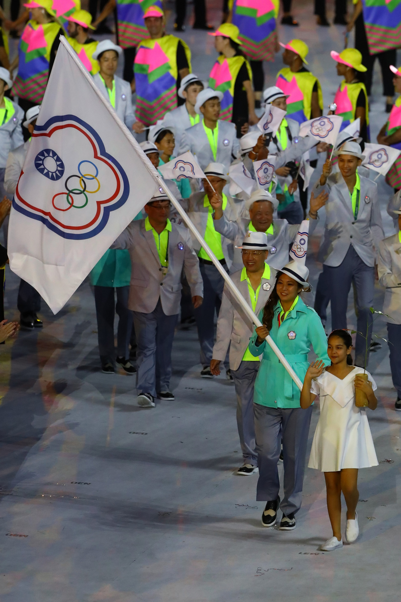 IOC warns Taiwan name-change could cost country right to compete at Tokyo 2020