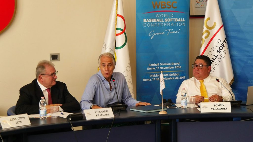 Details of new Softball World Cups revealed by WBSC