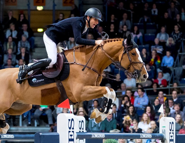 Belgian star Devos takes victory at FEI Jumping World Cup event in Stuttgart
