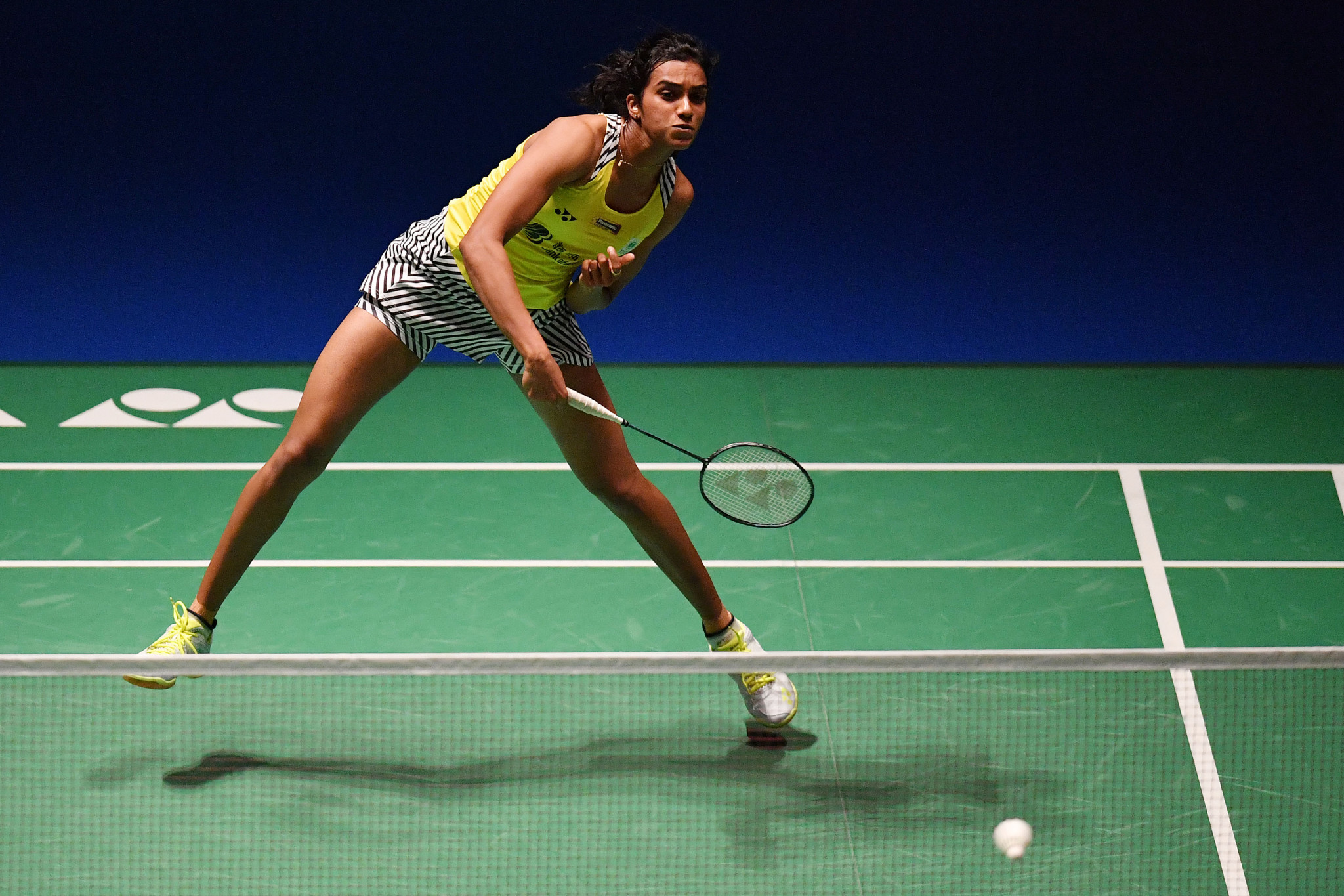 PV Sindhu has withdrawn from the event in Lucknow ©Getty Images