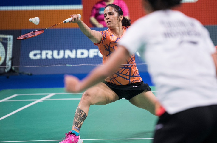 India's Saina Nehwal is seeded second in the women's singles at the BWF Syed Modi International that starts tomorrow in Lucknow ©Getty Images