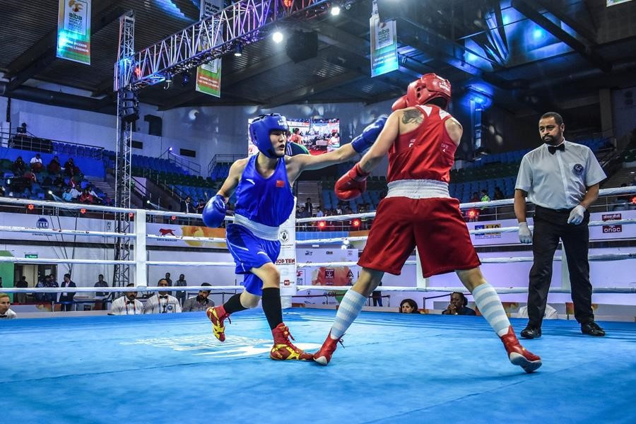 For Accusing Corruption, AIBA Revokes Former Champ's Accreditation