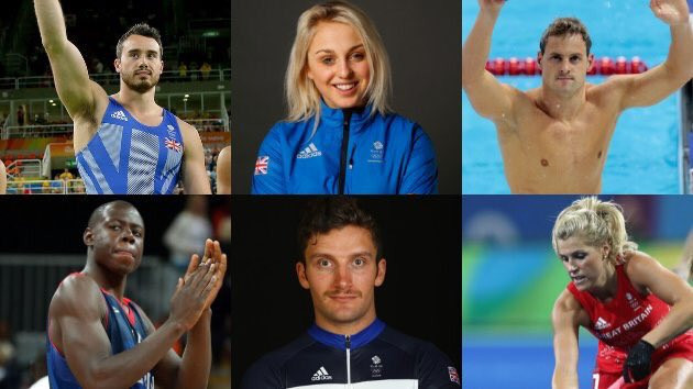 Six Olympians elected onto BOA's Athletes' Commission