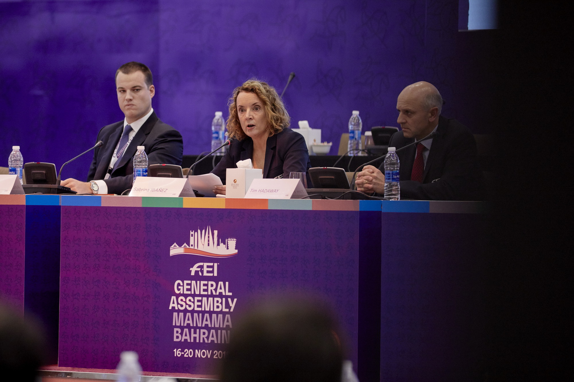 Discussions on endurance were heard at the General Assembly ©FEI