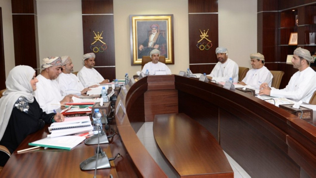 The Board of Directors of the Oman Olympic Committee has decided to establish an Olympic Academy ©OOC