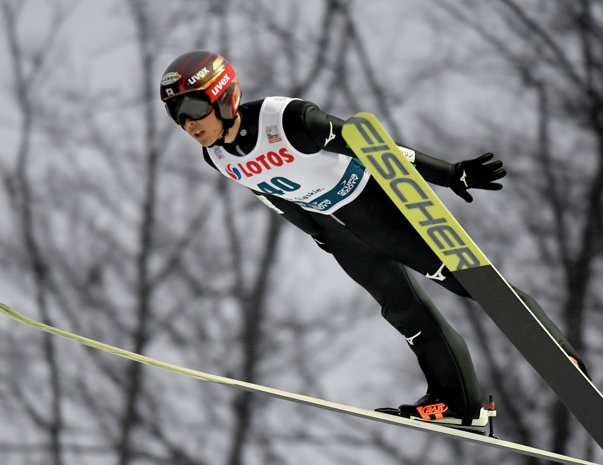 The Miyasama Ski Games were discussed at the meeting at the FIS office, an event which features sports such as ski jumping ©Getty Images
