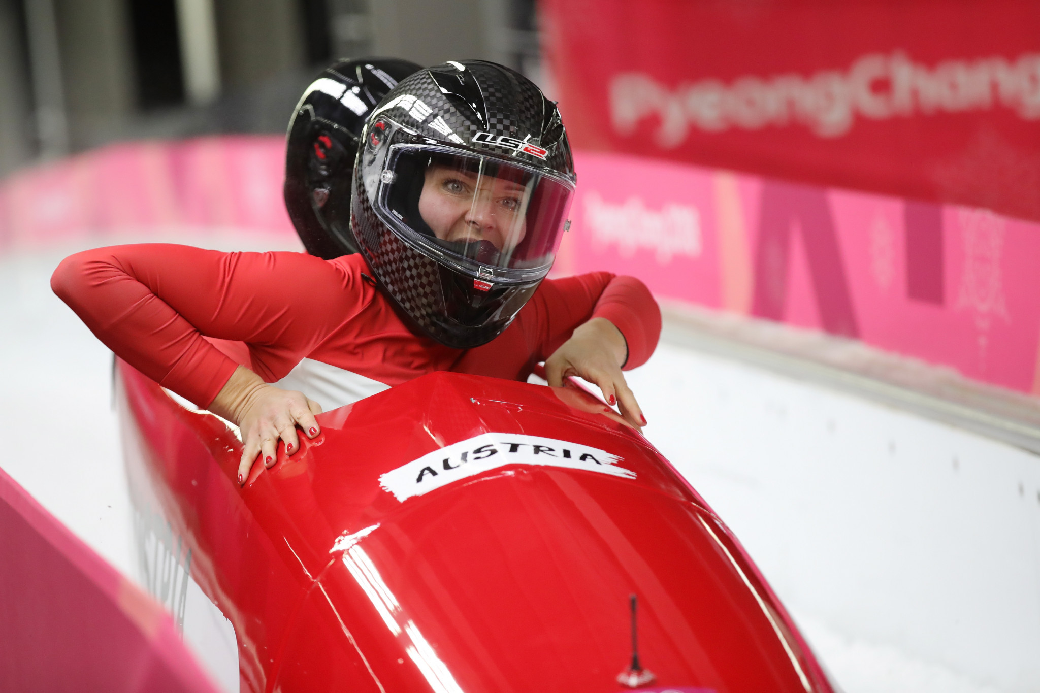 Christina Hengster has retired from bobsleigh ©Getty Images