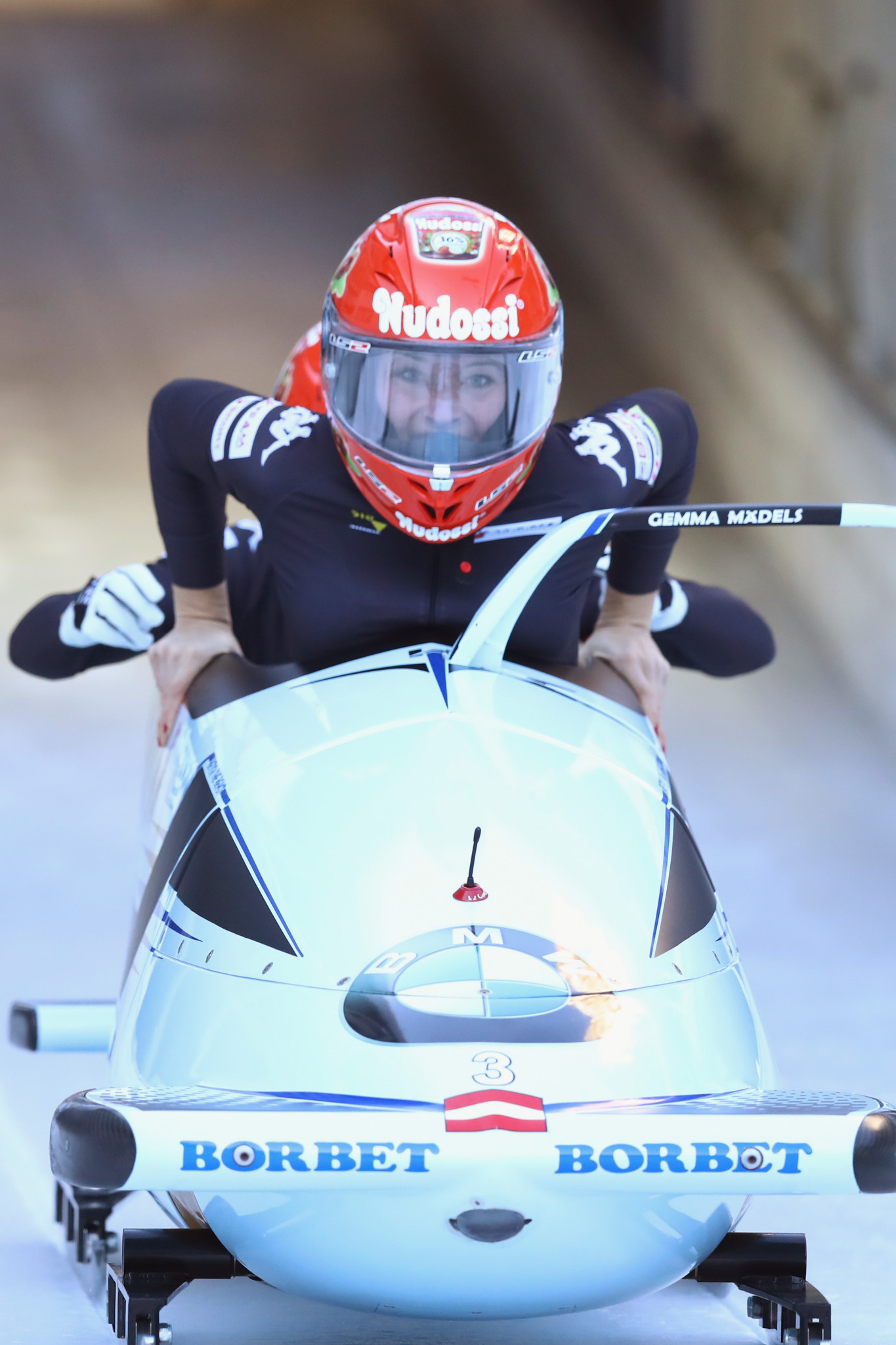 Christina Hengster departs as Austria's most successful bobsleigh athlete ©Getty Images