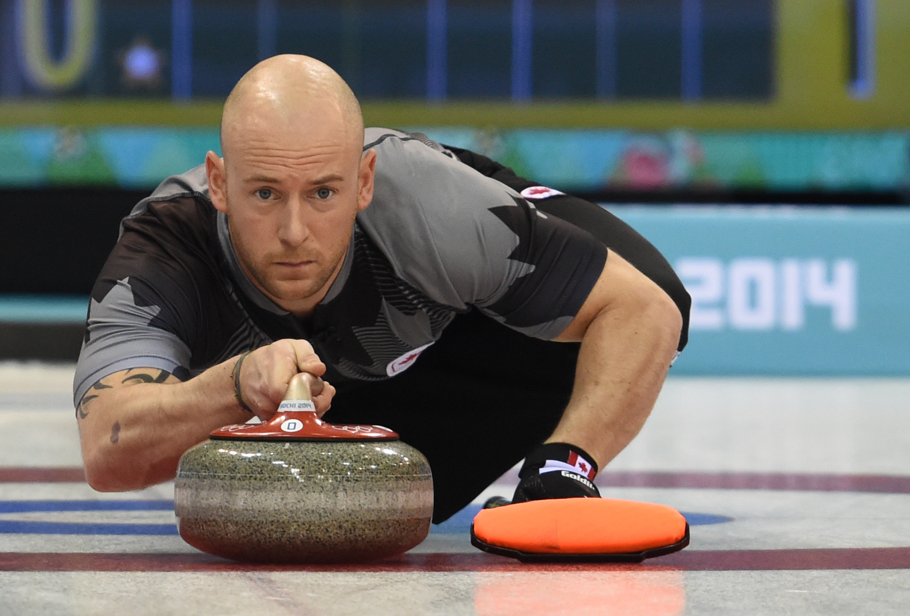Canadian Olympic gold medalist disqualified from curling tournament for drunkenness