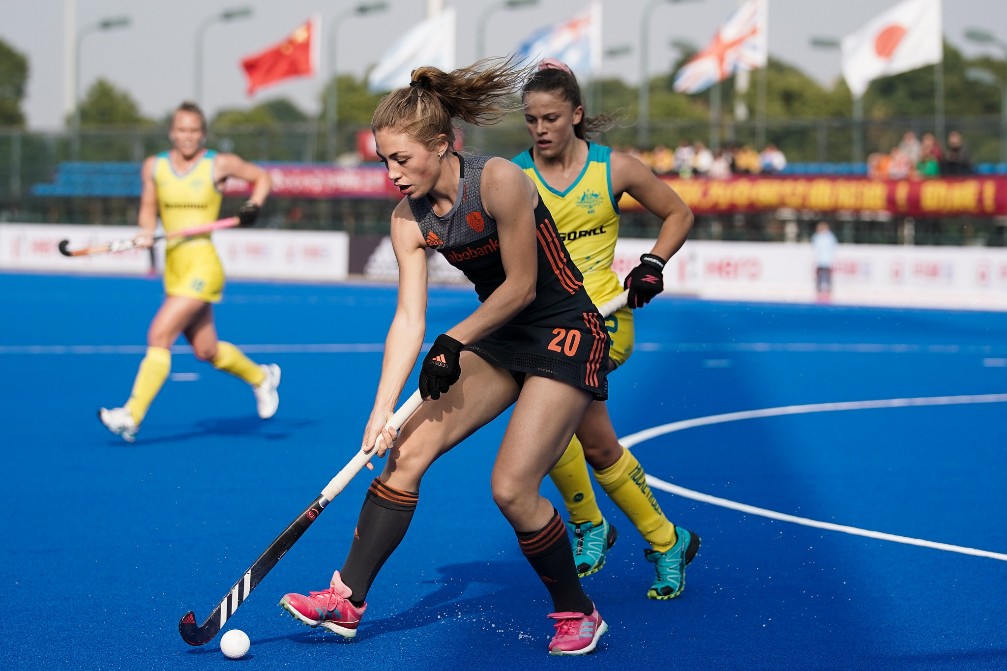 Netherlands unbeaten at FIH Women's Hockey Champions Trophy after victory over Australia