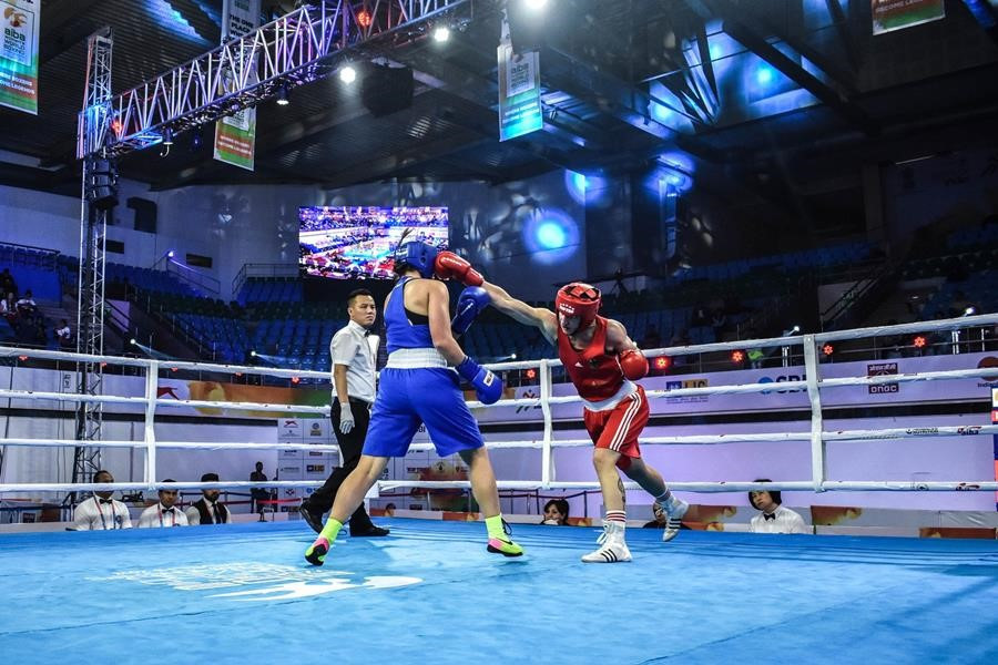 Boxers from 21 different nations have reached the semi-finals of the AIBA Women's World Championships ©AIBA