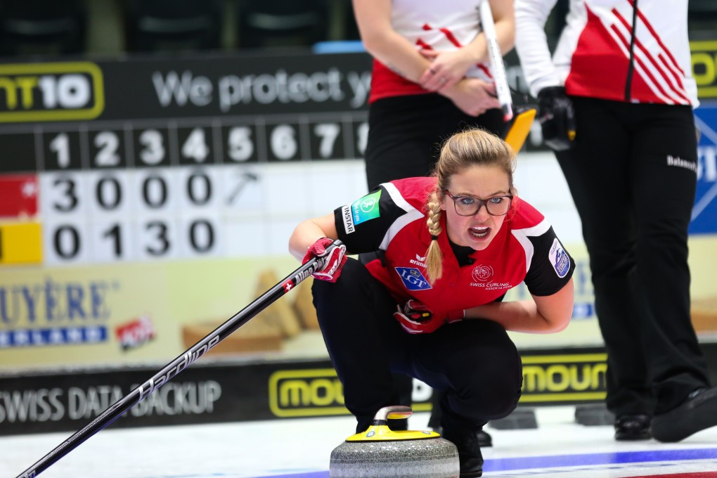 Swiss women continue to lead way at European Curling Championships