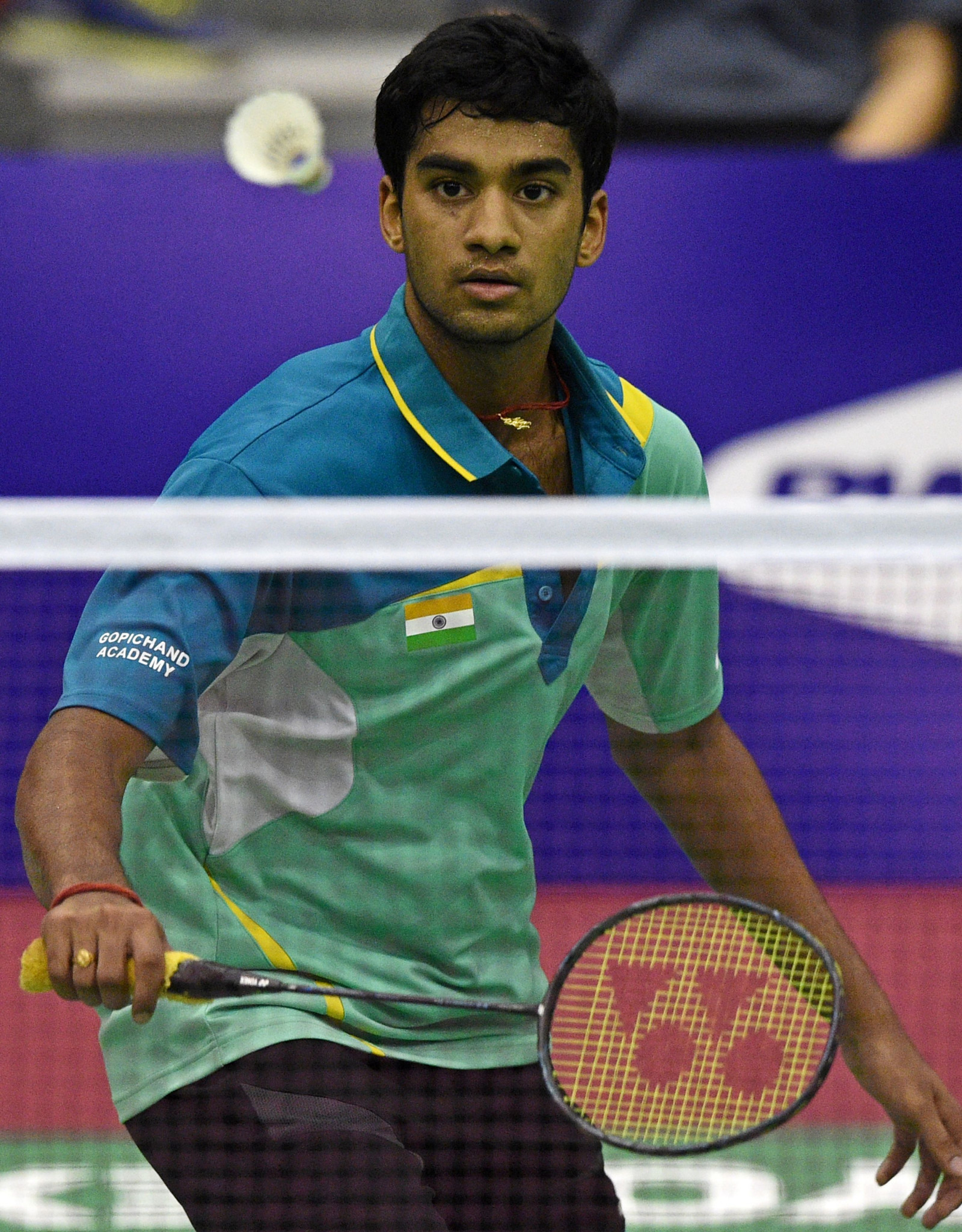 India's Siril Verma beat two compatriots to qualify for the first round of the BWF Syed Modi International ©Getty Images