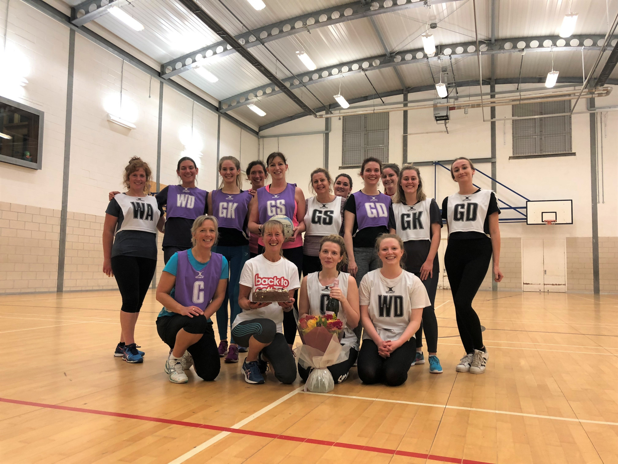 England Netball's flagship participation programme has reached a major milestone with a 100,000th person having signed up ©England Netball