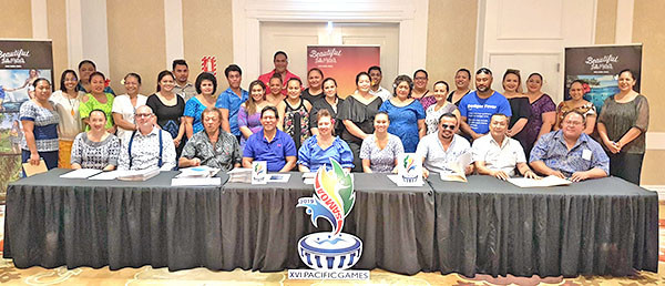 Agreement signed to confirm accommodation arrangements for Samoa 2019 Pacific Games