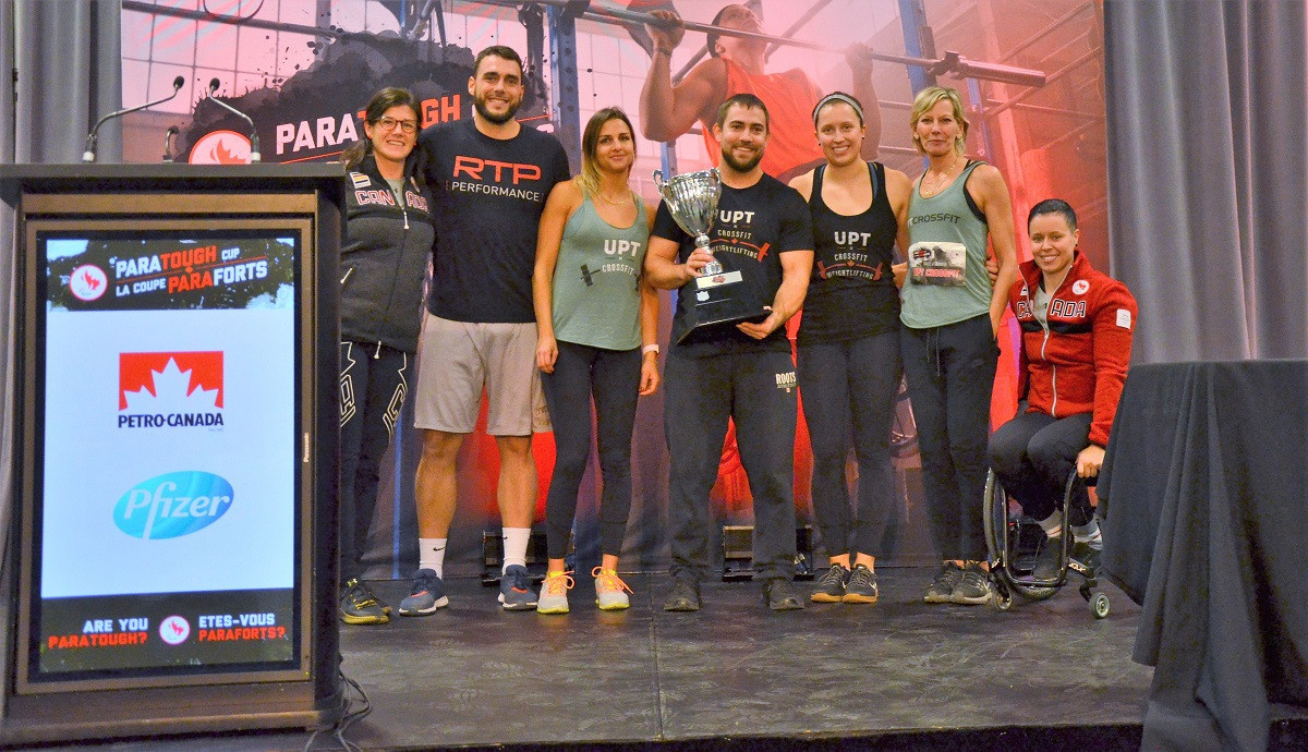 Canadian businesses participate in ParaTough Cup to raise funds to help aspiring Paralympians