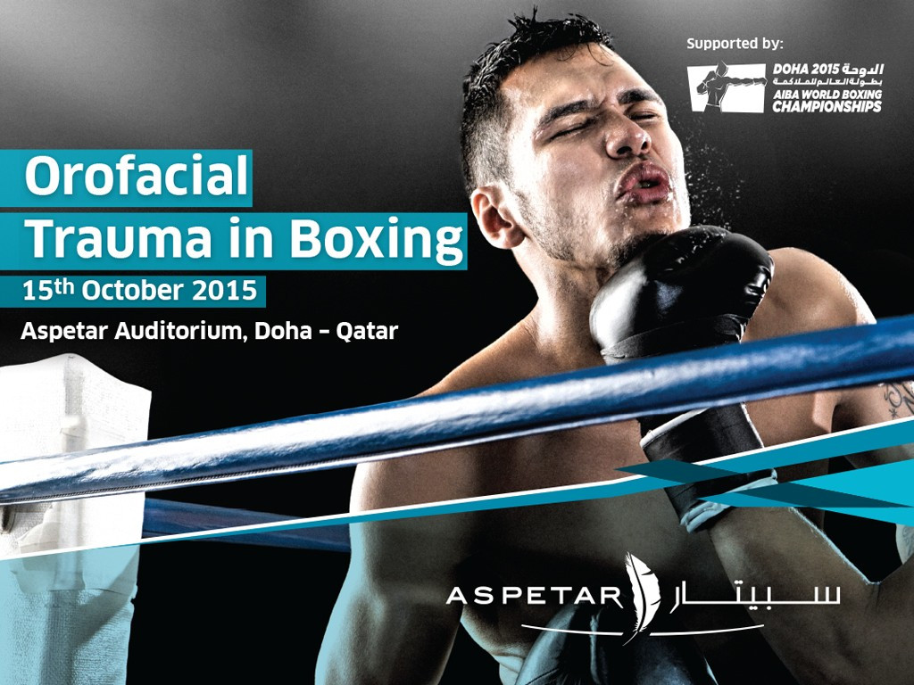 Official medical partner of 2015 AIBA World Boxing Championships to host specialised medical conference