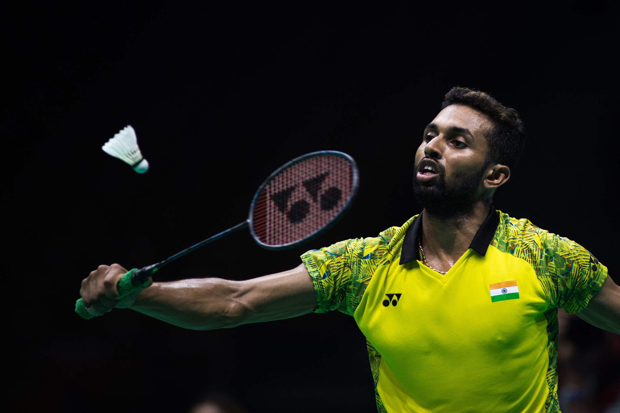 Top seed in the men's competition at the BWF Syed Modi International, Prannoy Kumar, suffered a shock exit in the first round ©Getty Images