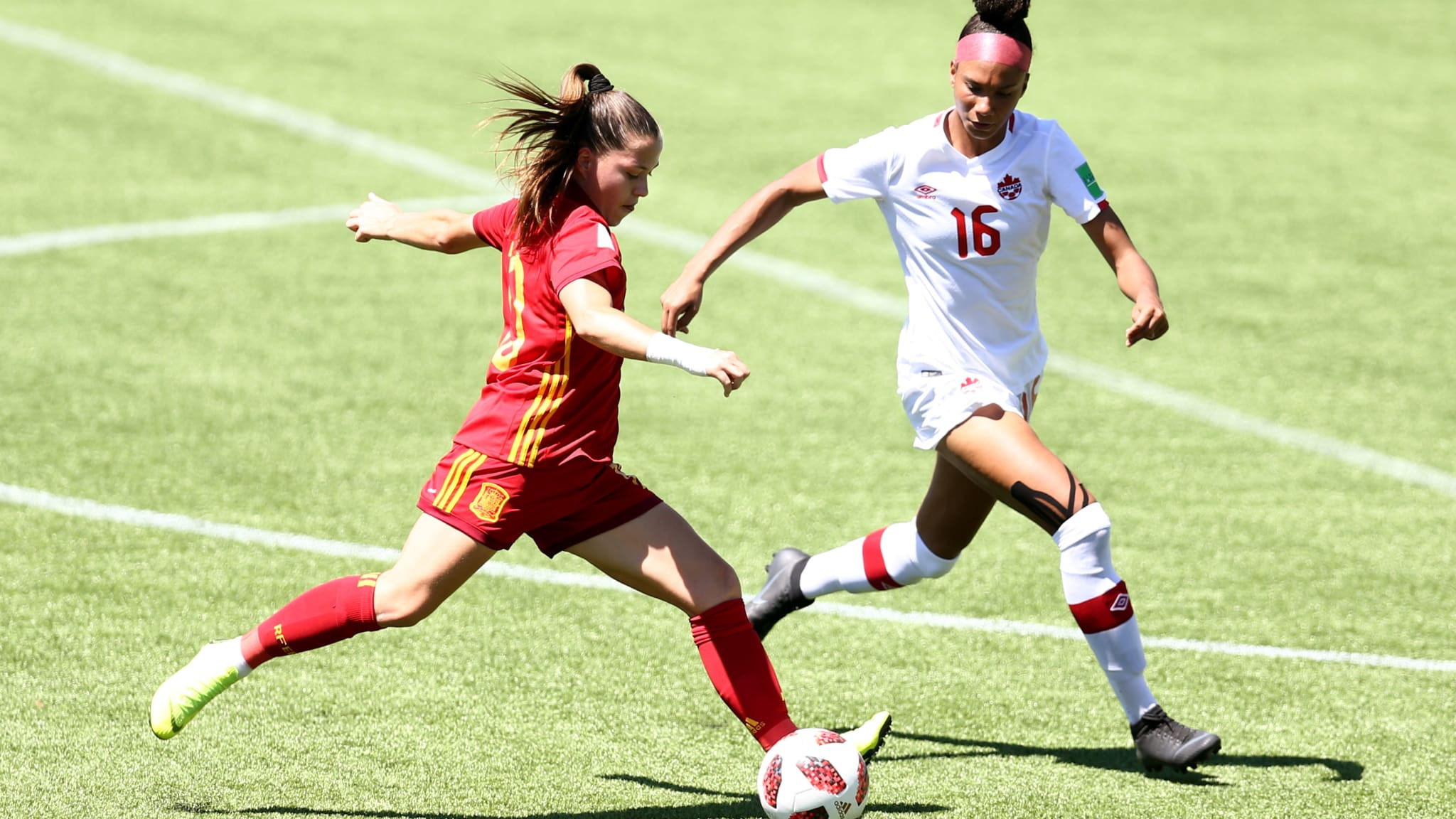 Quarter-final line-up decided as Spain and Germany register emphatic wins at FIFA Under-17 Women's World Cup