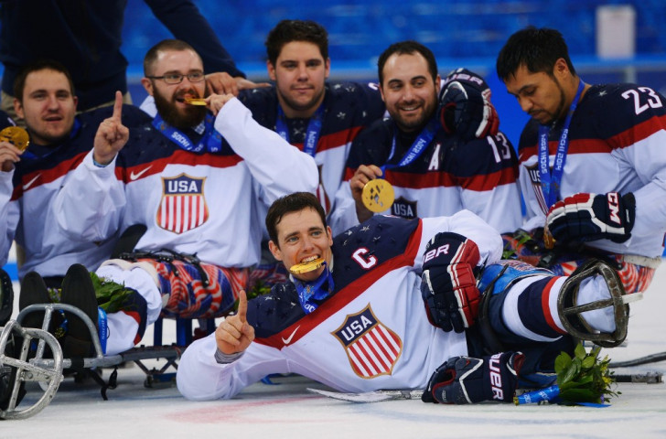 Ice sledge hockey has enjoyed an increase in popularity since featuring at the Sochi 2014 Winter Paralympic Games, where the United States won the gold medal