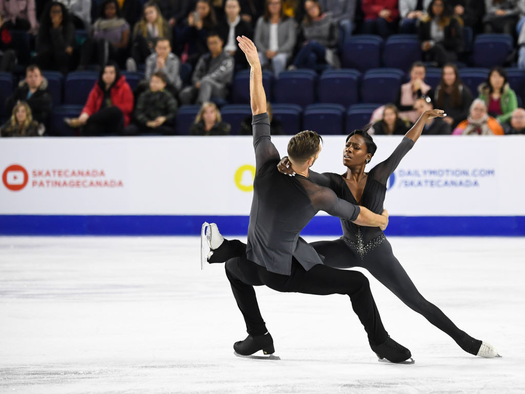French skaters hope to impress at ISU Grand Prix of Figure Skating in Grenoble