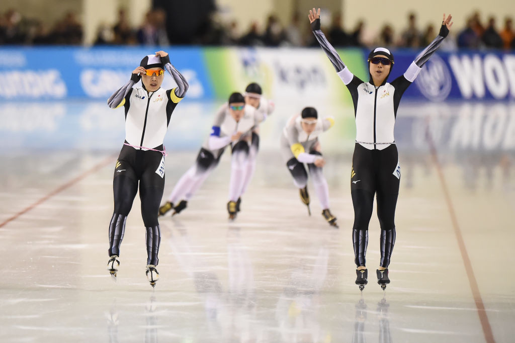 Japan out to continue promising start to ISU Speed Skating World Cup season in Tomakomai