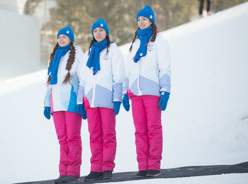 A  clothing line for Krasnoyarsk 2019 has been launched as the countdown to next year's Winter Universiade intensifies ©Krasnoyarsk 2019