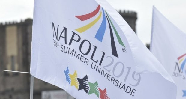 Naples will host the Summer Universiade next year  ©FISU