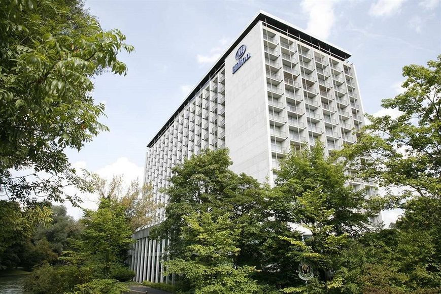 The General Assembly is scheduled to take place at the Hilton Munich Park Hotel ©Hilton