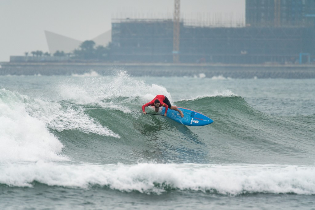 ISA World SUP and Paddleboard Championship begins in China
