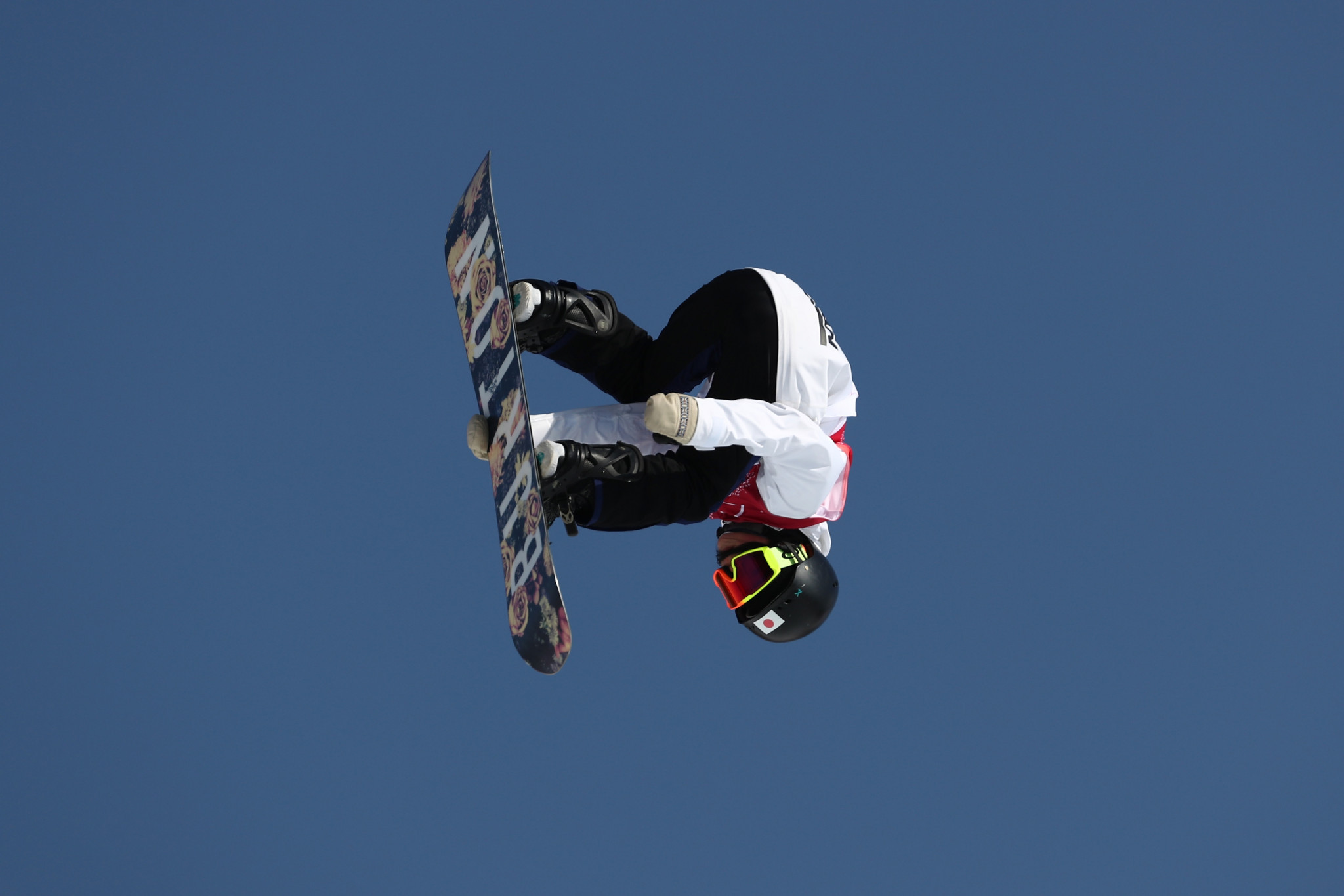 Iwabuchi tops women's qualifying at FIS Big Air World Cup in Beijing