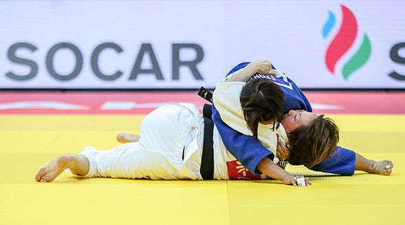 Hosts Japan claim clean sweep of gold medals on opening day of IJF Osaka Grand Slam