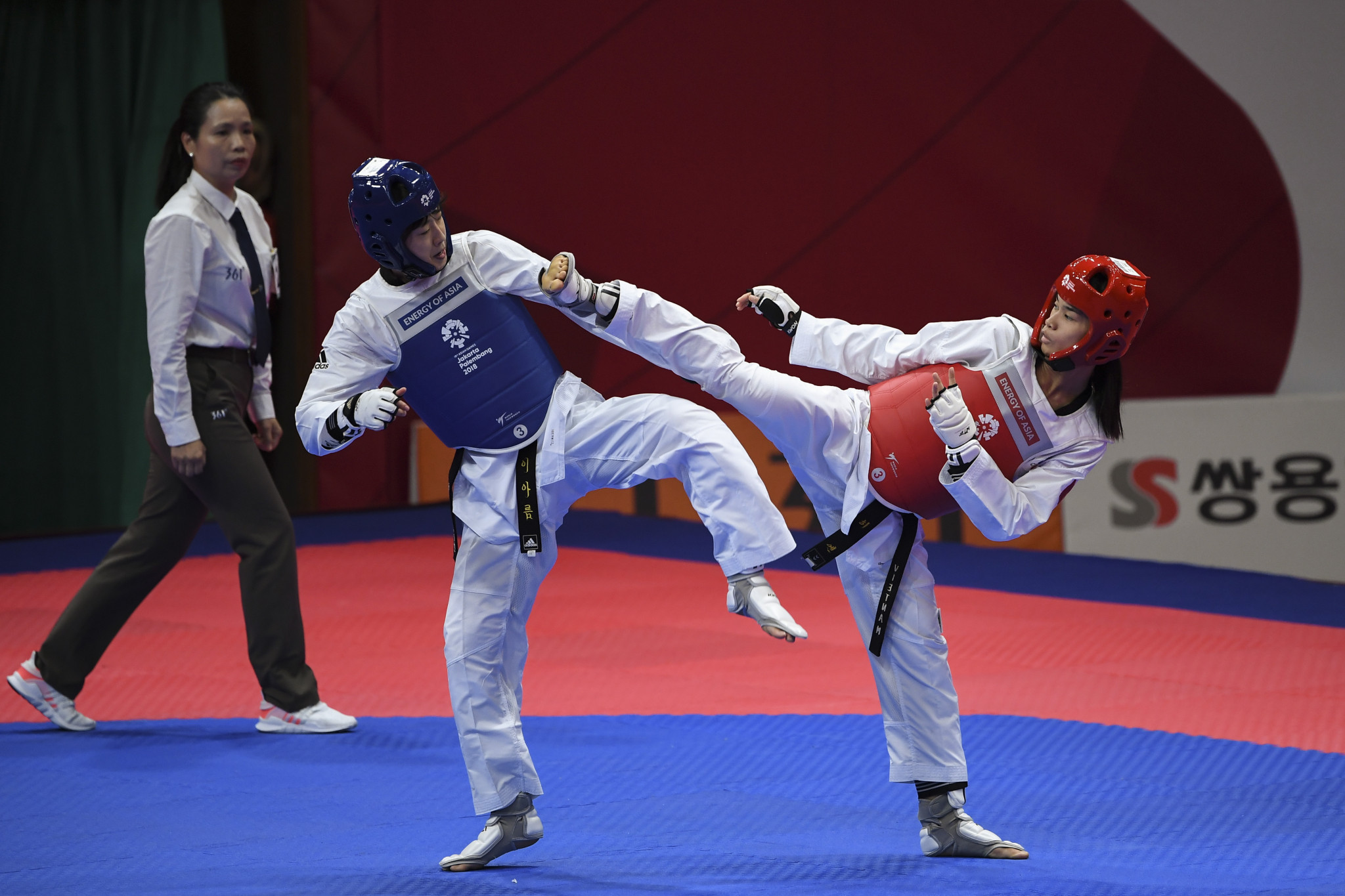 South Korea win four of eight golds on offer at the World Taekwondo Grand Prix Final