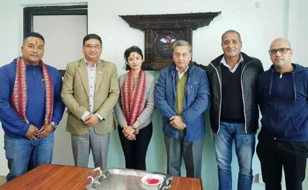 Two representatives will attend the OCA Athletes' Forum on behalf of the Nepal National Olympic Committee ©Nepal NOC