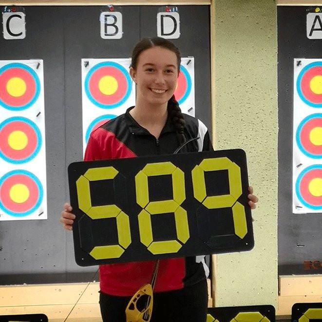 New World Archery Indoor Series begins with qualifying action in Strassen