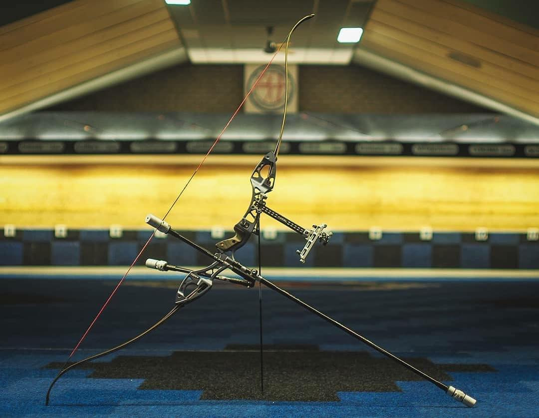 The event began in Strassen in Luxembourg today ©USA Archery