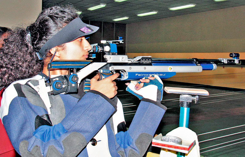 The Asian Athletes' Forum is facilitated by the Olympic Council of Asia and Nepal will be represented by shooter Sneh Rajyalaxmi Rana ©OCA