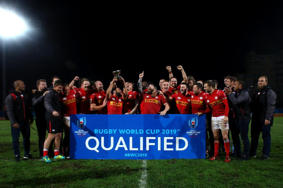 Canada won the repechage tournament to complete the 2019 Rugby World Cup line-up ©World Rugby