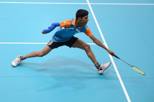 Badminton will be making its Paralympic debut at Tokyo 2020 ©IPC