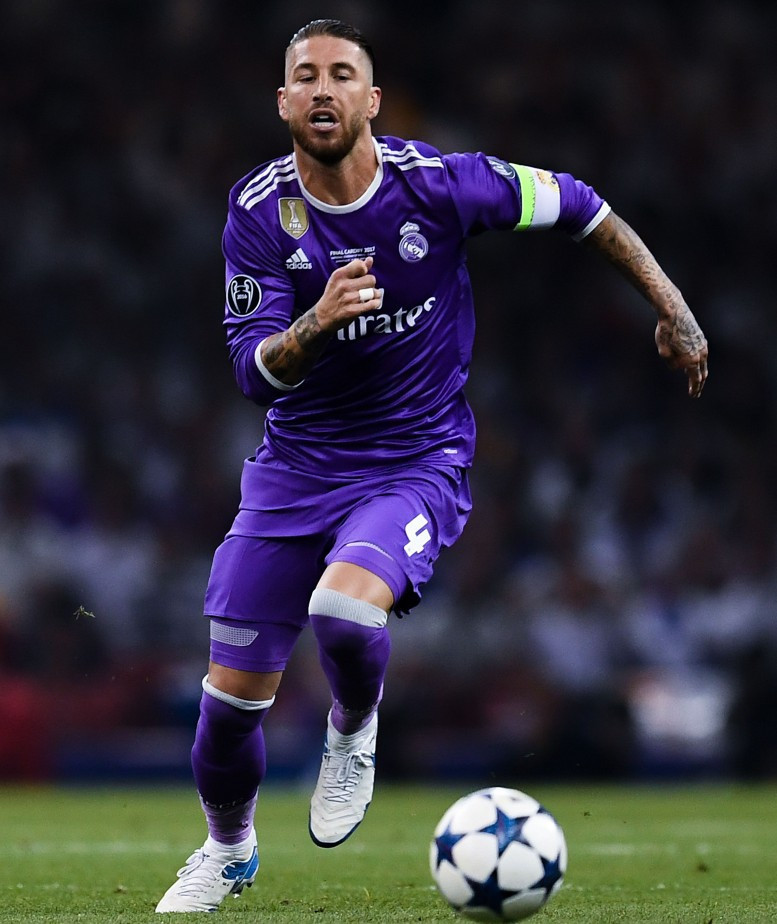 Ramos denies doping offence after 2017 Champions League Final