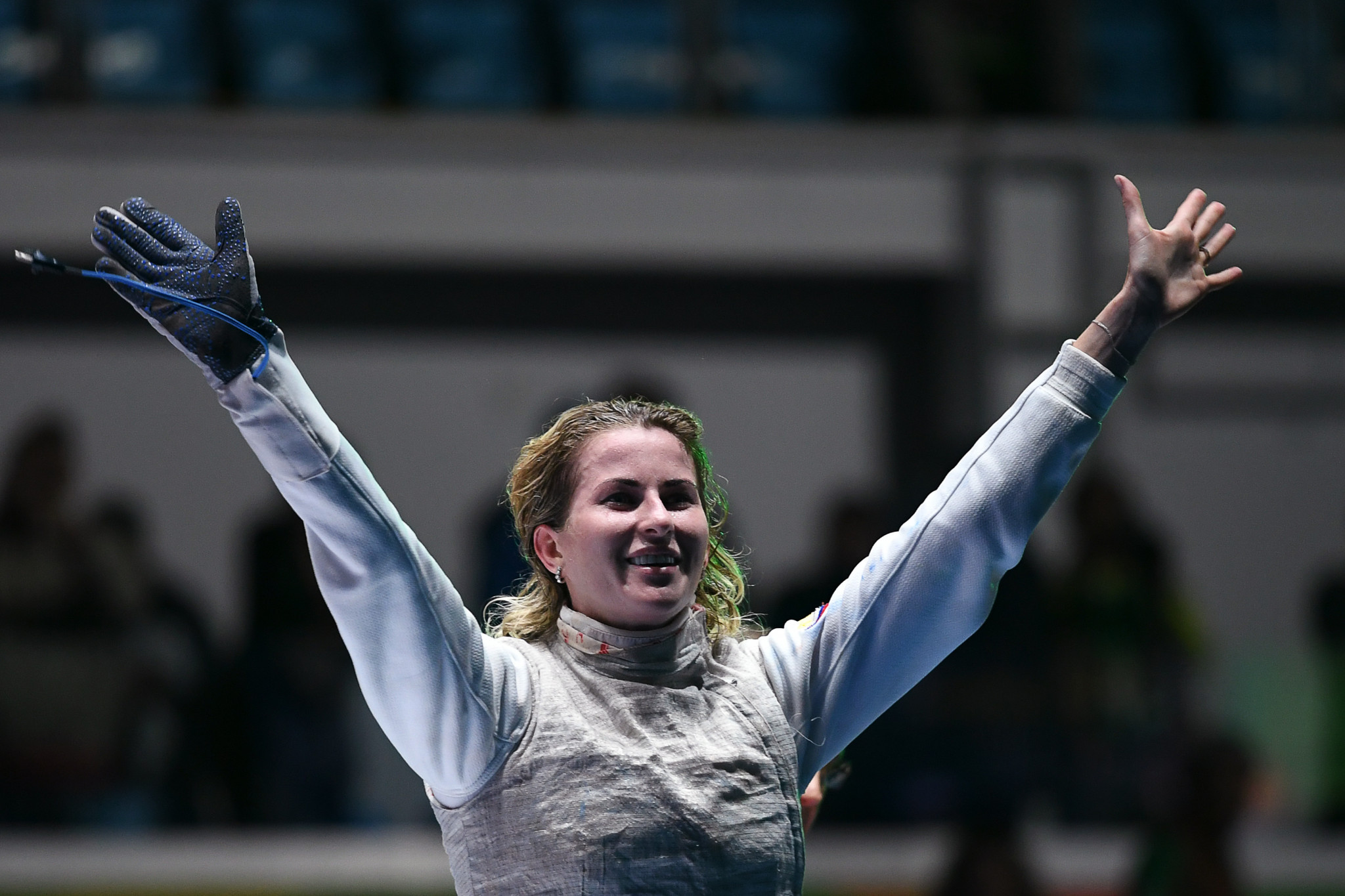 Italy's Di Francisca wins FIE Women's Foil World Cup in Algiers