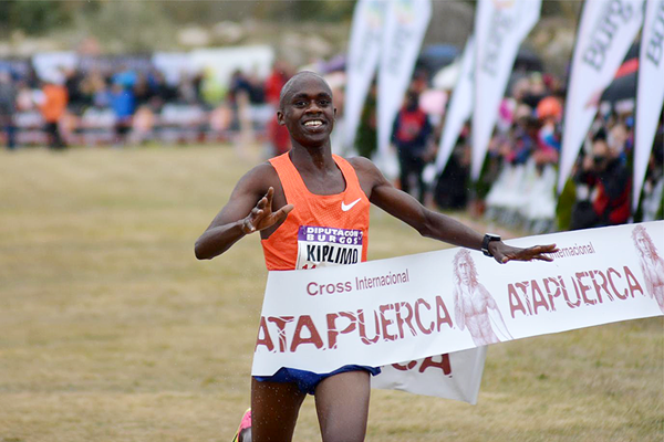 Kiplimo earns hat-trick of wins in IAAF Cross Country Permit series