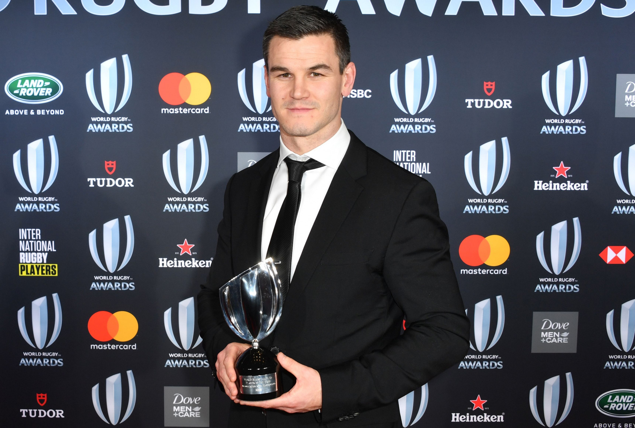 Ireland celebrate successful year with three wins at World Rugby Awards in Monte Carlo