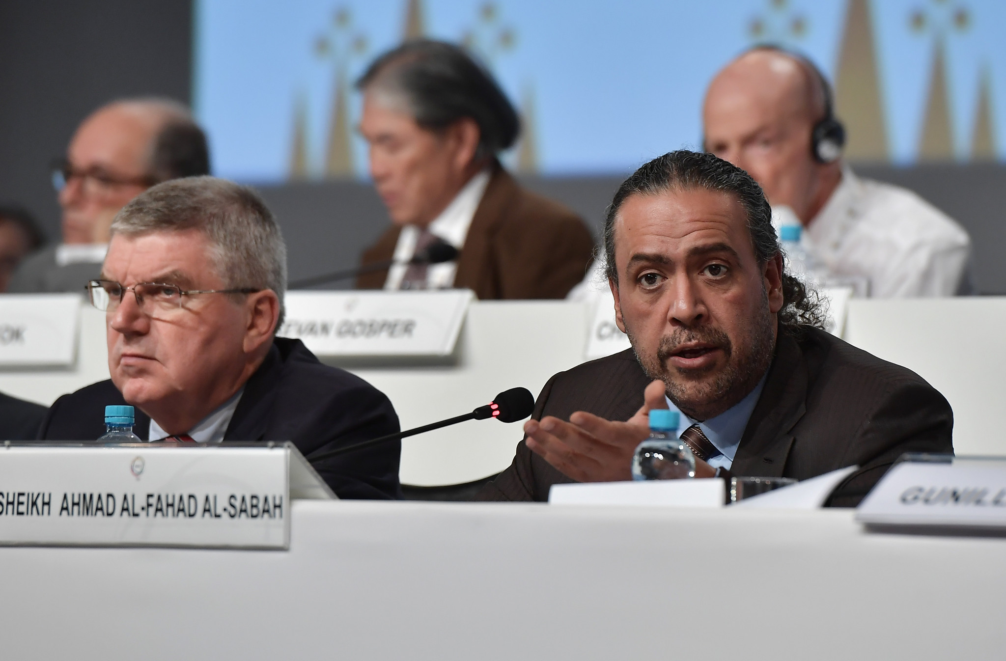 Exclusive: Sheikh Ahmad set to step aside as ANOC President before election after Bach plea